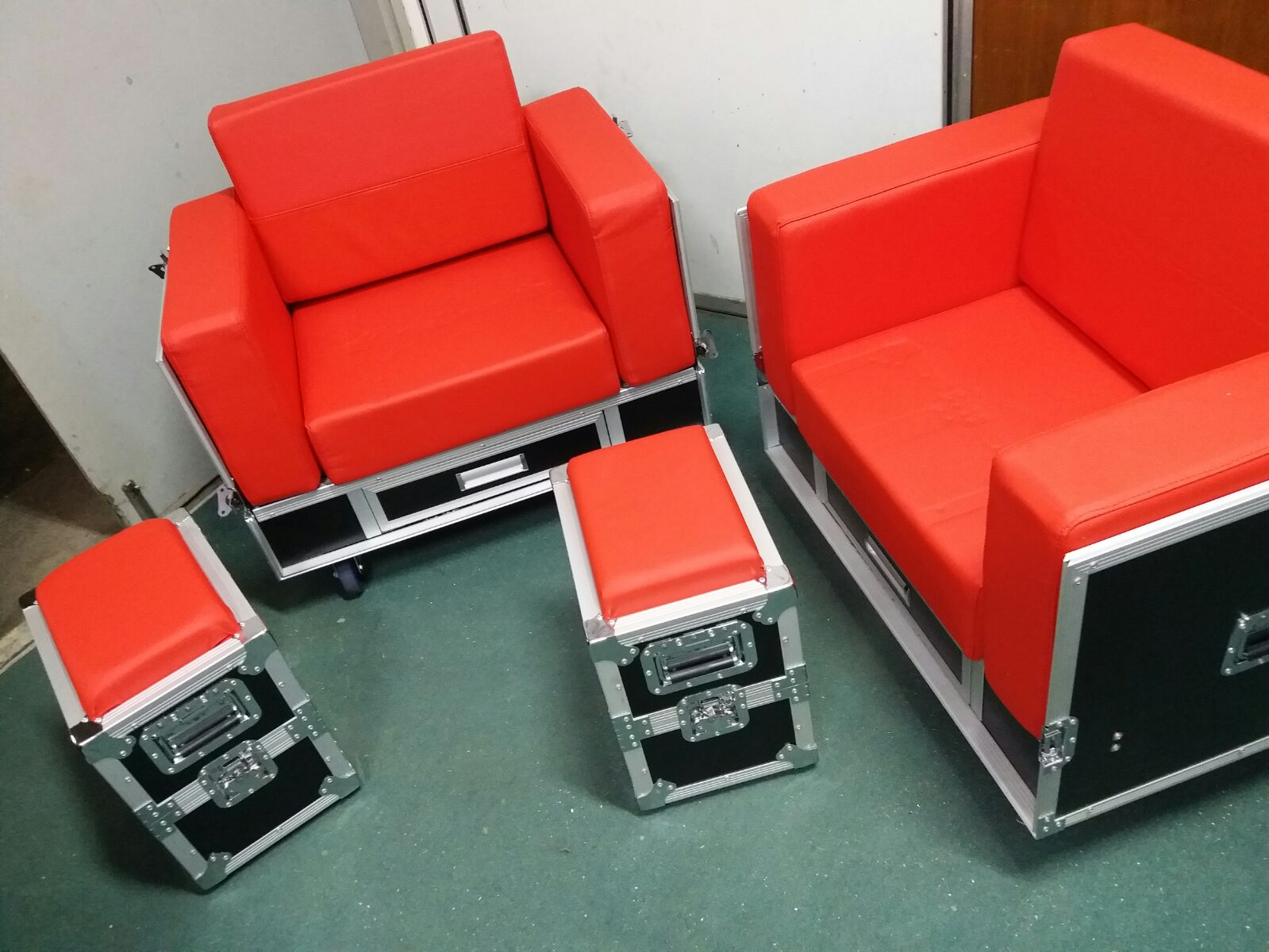 ATA Case Sofa Set 1