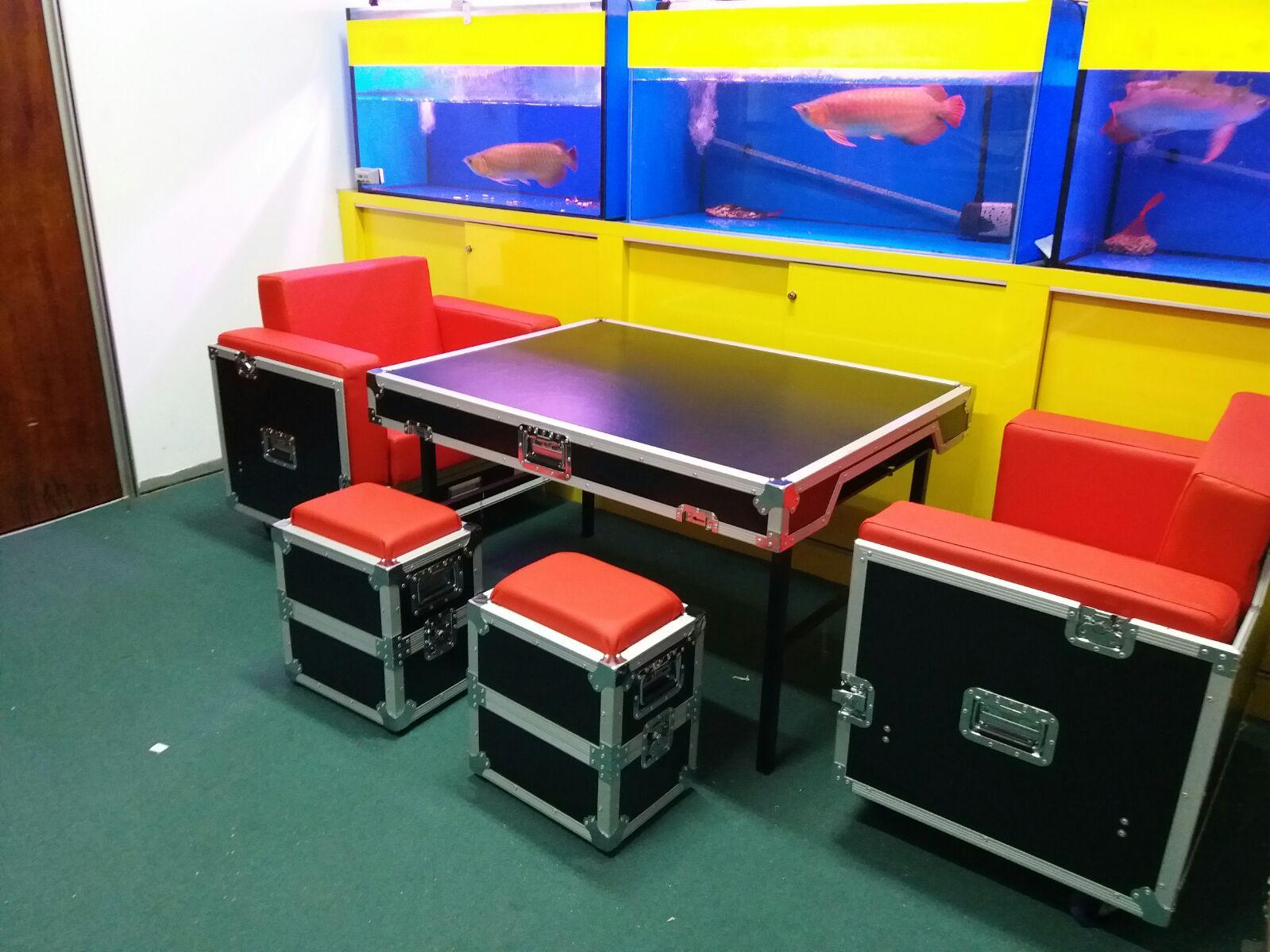 ATA Case Sofa Set 3