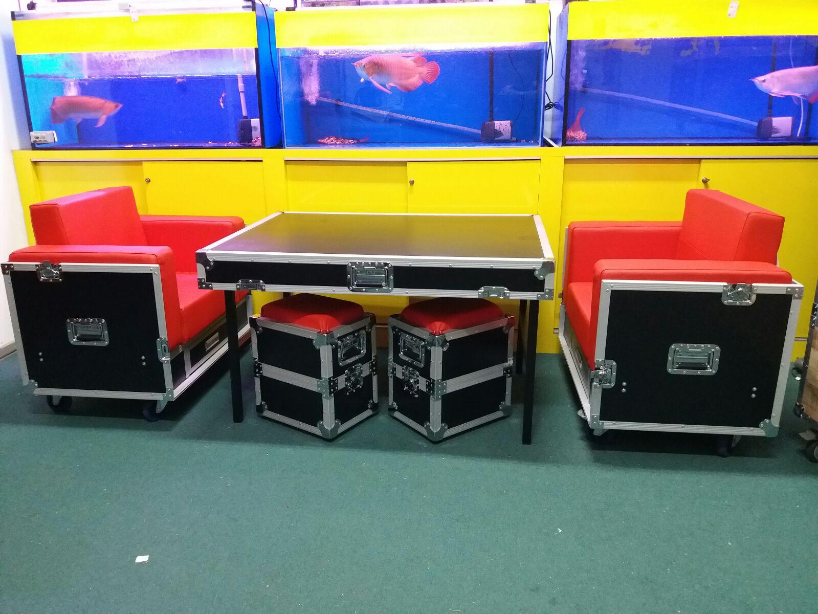 ATA Case Sofa Set 4